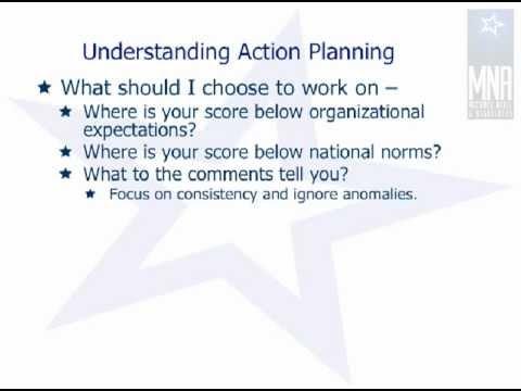 Internal Service Survey Action Plans
