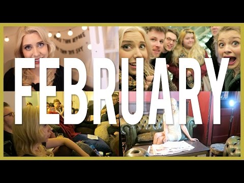 FEBRUARY | Time of The Month 2016