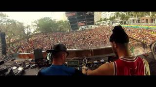 FLOSSTRADAMUS & DJ SLIINK - CROWD CTRL [OFFICIAL MUSIC VIDEO]