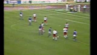 BL 85/86 - FC Schalke 04 vs. 1. FC Nürnberg