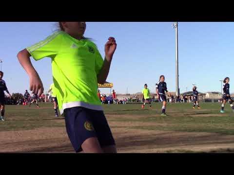 FC Valencia G06 vs NVSC Breakaway State Cup 2-25-18 2ndhf