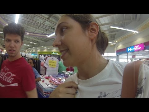 Tesco Lotus in Thailand - TSV Vlog 126