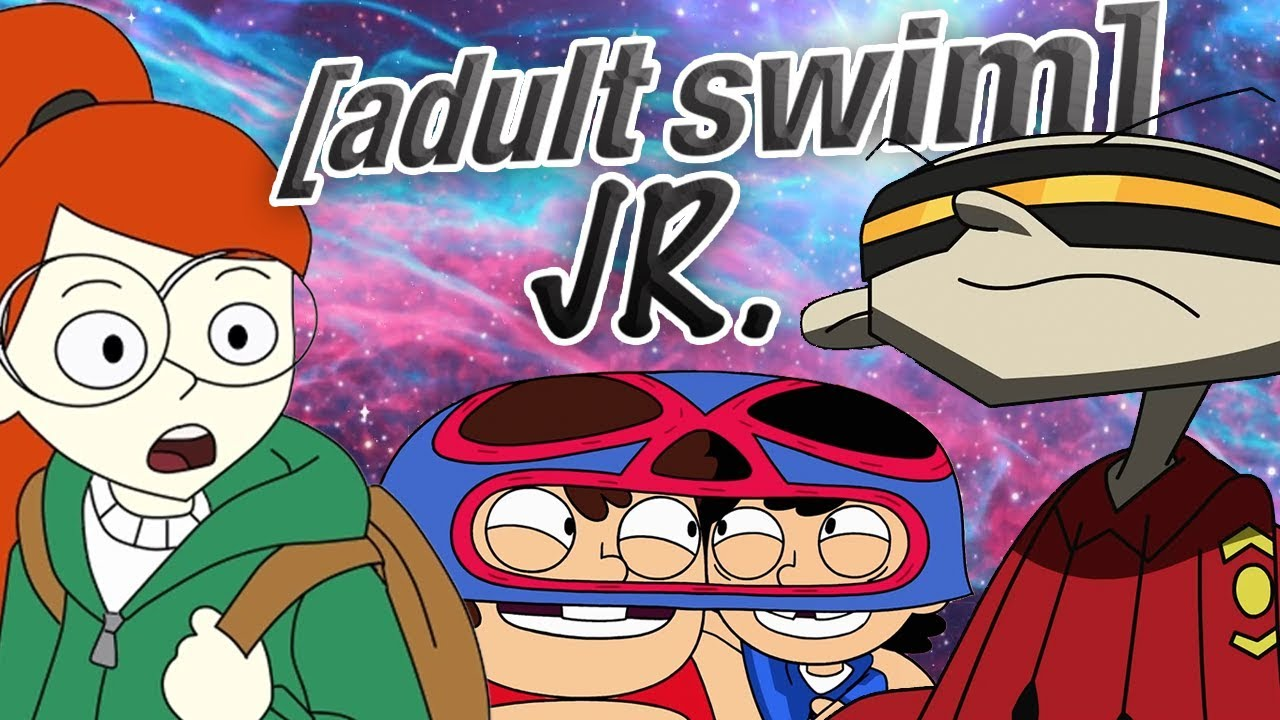Adult Swim Train 13