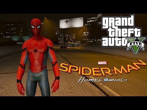 Spiderman [Add-On Ped] 2.2