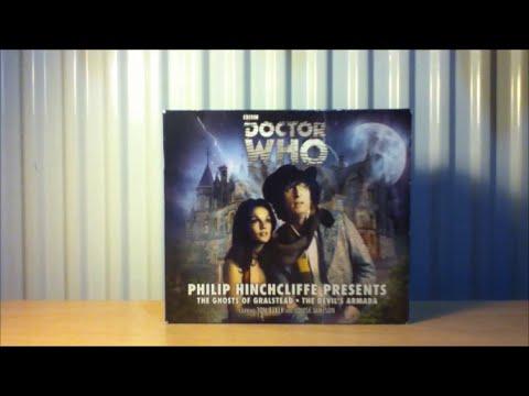 Doctor Who CD : Phillip Hinchcliffe Presents Box Set