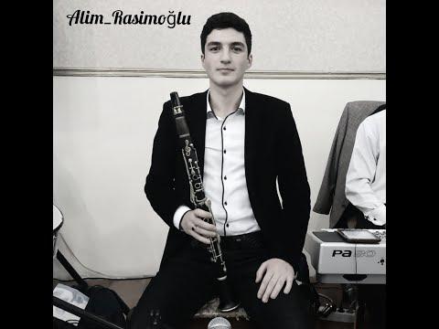 Vagzali Terekeme Klarnet ( Alim Rasimoglu )