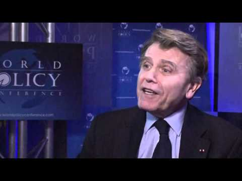 World Policy Conference 2013 - Thierry DE MONTBRIAL (VF)