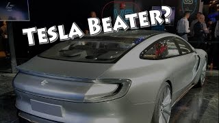 New Electric Car of the Future