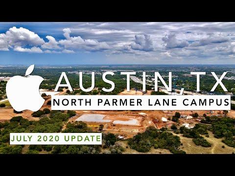 New Apple Parmer Lane North Austin, TX Campus (July 2020 Update)
