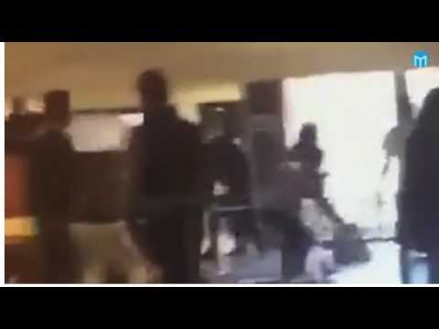 Sweden Migrant youth brawl  involving 30 people in  Hallsberg2 11 arrested
