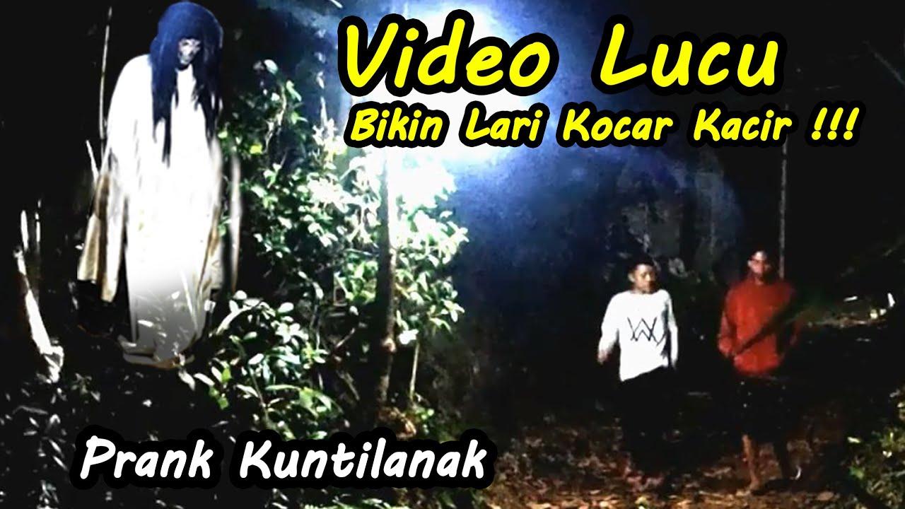 Video Lucu Prank Kuntilanak Bikin Lari Kocar Kacir !!! #Prankkuntilanak #Video Lucu #viral