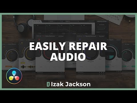 The Easiest Way To Repair Your Audio - Accusonus ERA Bundle Review