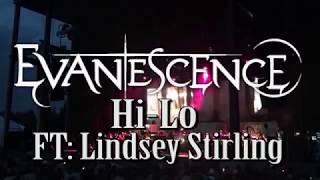 Evanescence Hi Lo LIVE Simpsonville SC