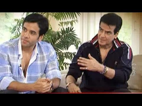 Father's Day Special with Jeetendra & Tusshar Kapoor