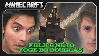 FELIPE NETO JOGANDO MINECRAFT!! (MINIGAME)