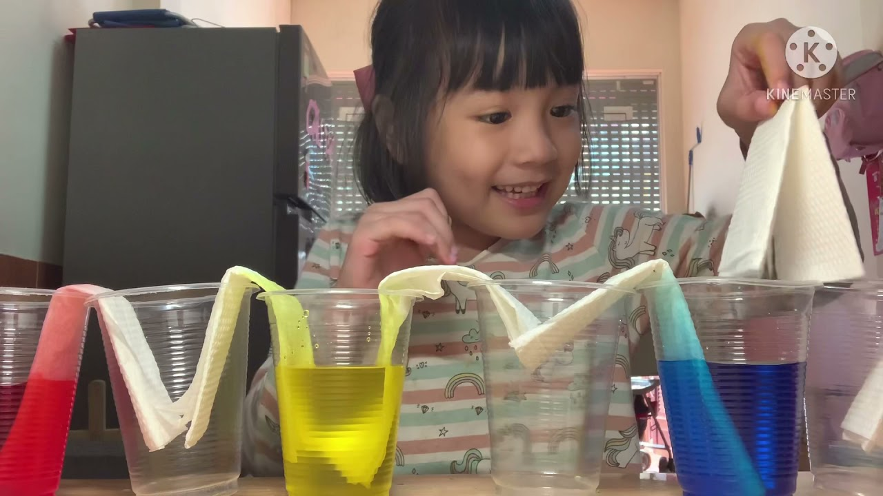 Download Rainbow walking water- STEAM for kid
