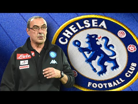 Maurizio Sarri Closing In As Next Chelsea Manager?