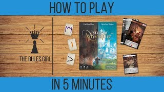 How to Play Call To Adventure in 5 Minutes - The Rules Girl