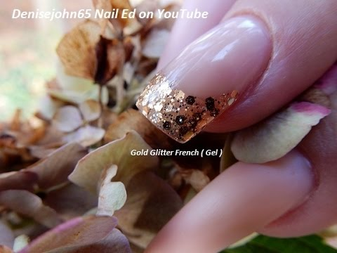 BEGINNERS Gel Nail Tutorial Step By Using A NAIL TIP