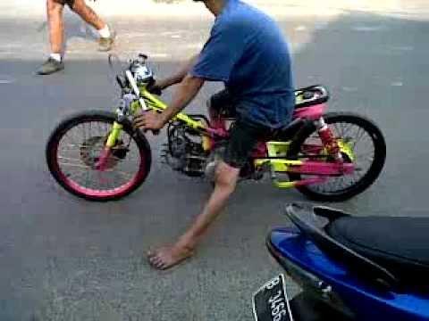 Balap liar Bani Motor tigaraksa Tangerang(BM)