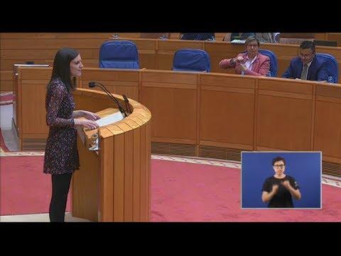 """Olalla Rodil """"As galegas e galegos non só temos dereito a máis, é que temos dereito a todo""""."""