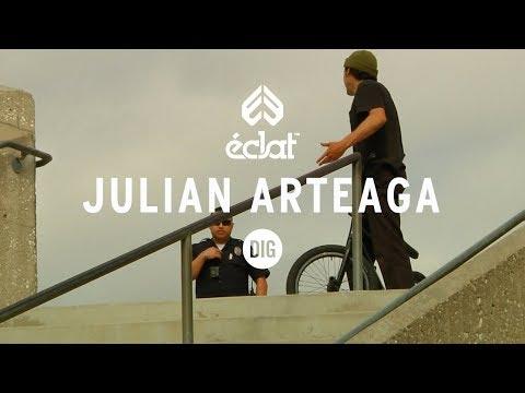Julian Arteaga 'No Luck' - Éclat X DIG BMX 2019