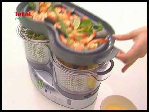 VS4001 Tefal VitaCuisine Dampfgarer | FunnyCat.TV