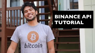 Binance API Tutorial (Part 2) - Real-Time Crypto Price Data Over Websockets