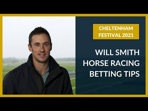 Will Smith Betting Tips - CHELTENHAM 2021 - Martin Pipe Handicap Hurdle