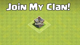 Baixar - Join My Clan New Clan In Clash Of Clans Grátis