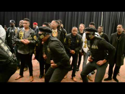 Alpha Phi Alpha Fraternity, Inc. Spring '17 Neophyte Show: 7x Mighty Xi Omicron Chapter