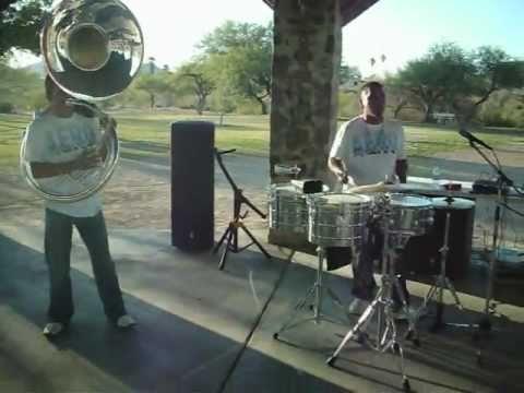 Tecno-banda LA MERA MERA Los Plebes DE Tucson AZ!!!! (520) 461-5333