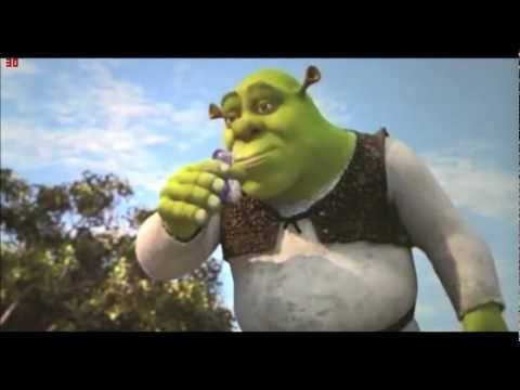 Scènes drôles de Shrek