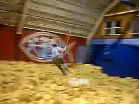 Barn swinging in ozark missouri possible