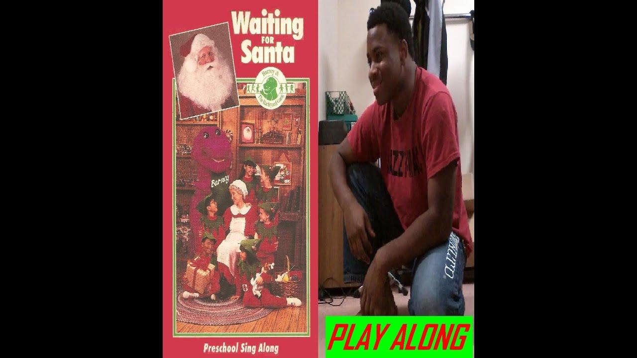 waiting for santa play along youtube