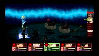 SMT: Persona 2: Innocent Sin Walkthrough (Blind) Part 26: Silver River, Inside Xibalba
