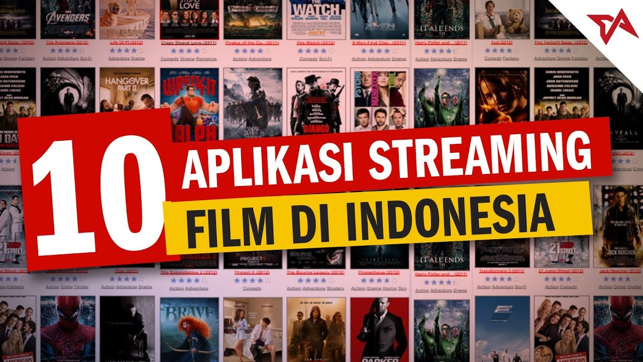 10 Aplikasi Streaming Film di Indonesia | Tech in Asia ...