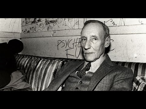 William S. Burroughs lecture,writing class,June 25,1986,on paranormal,synchronicity,dreams