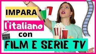 Il Metodo Migliore per Imparare l'ITALIANO? Guardare Film e Serie TV italiane in tutto il MONDO! 🌍