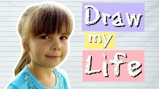 DRAW MY LIFE - Kinga Sawczuk || Kompleksiara Xx