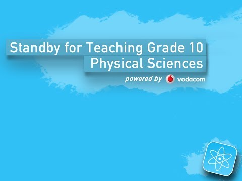 Teaching Grade 10 Physical Sciences: Magnetism and Electrostatics
