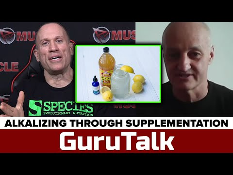 ALKALINIZATION & HEALING PROCESSES! GuruTalk w/Anthony DiPasquale