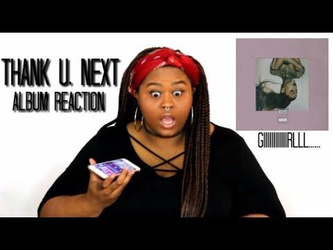 Ariana Grande - Thank U, Next (Album Reaction)