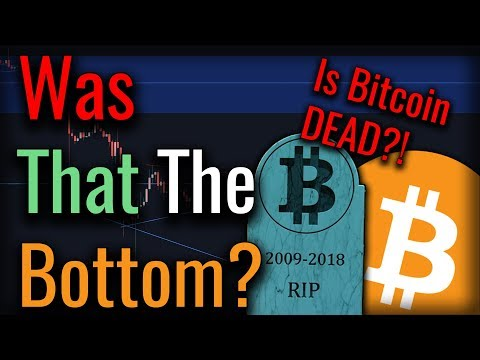 Does Bitcoin Have To Return To $3,131? Did We Just Bottom Out?