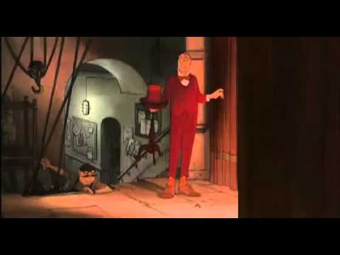 Иллюзионист 2010 мультфильм смотреть