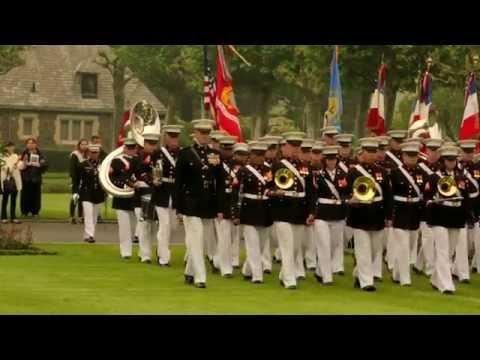 France Memorial Day - Celebration Le jour du Souvenir à Belleau Wood