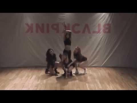 BLACKPINK - '붐바야(BOOMBAYAH)' DANCE PRACTICE  MIRRORED