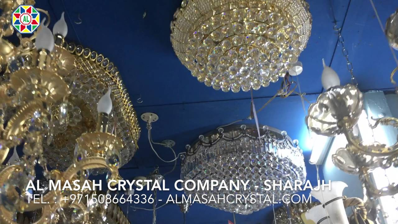 Crystal ceiling chandeliers youtube arubaitofo Choice Image
