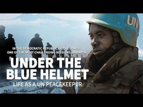 Under the Blue Helmet: Life as a UN Peacekeeper in the Democratic Republic of the Congo (VR)