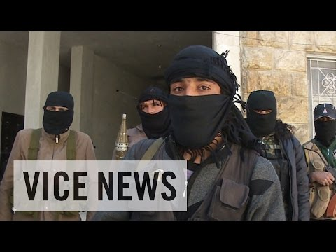 Jihadists vs. the Assad Regime: Syria's Rebel Advance